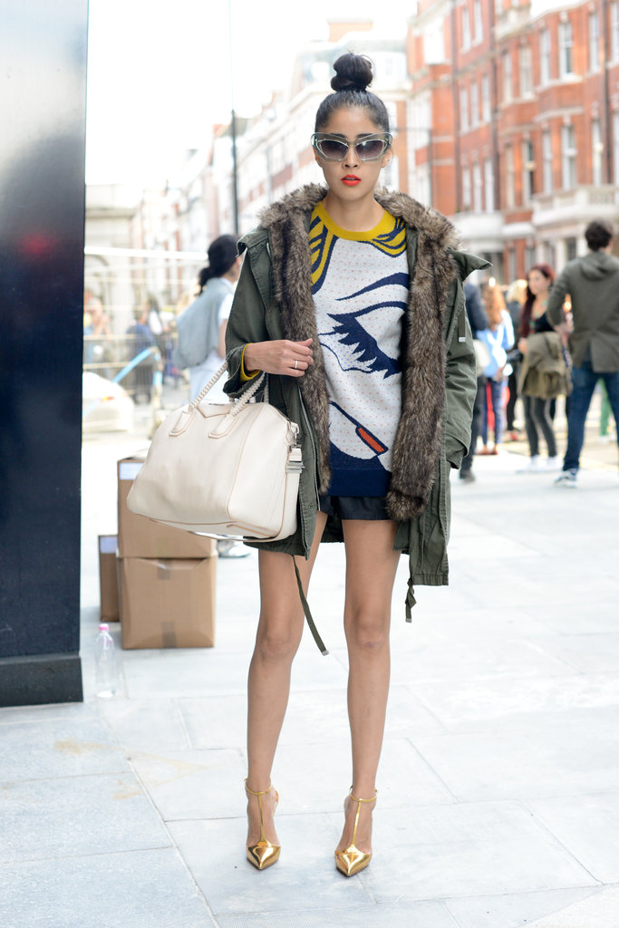 London Fashion Week Streetstyle Not Impressed Tbh Mirror Me London Fashion Travel