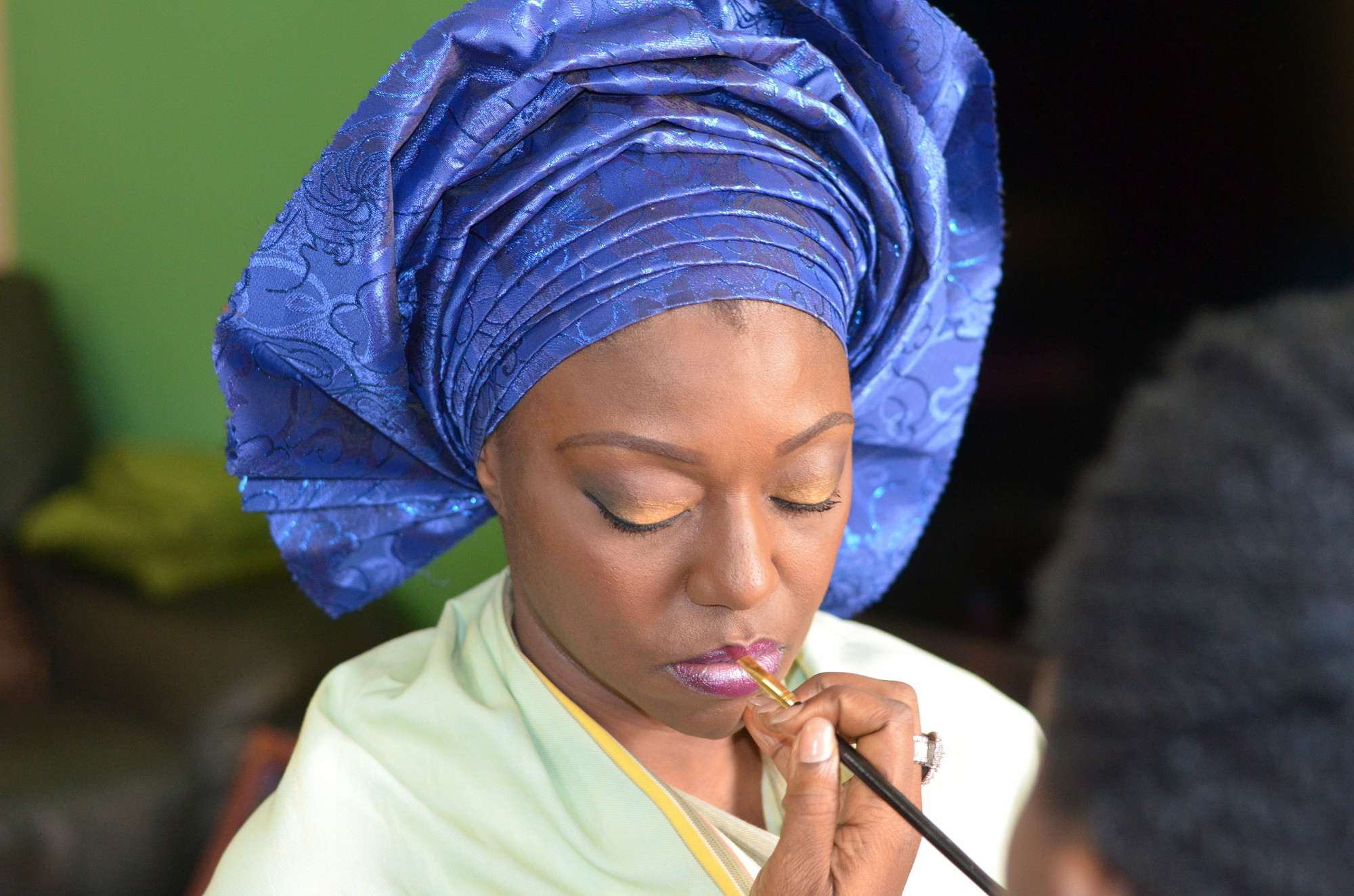 LAGOS MAKE-UP ARTIST