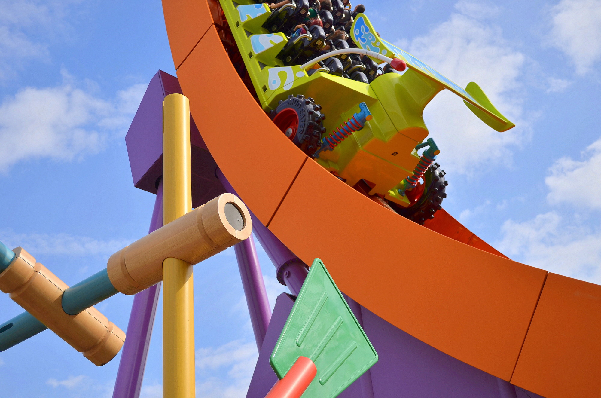 Disney Rollercoaster