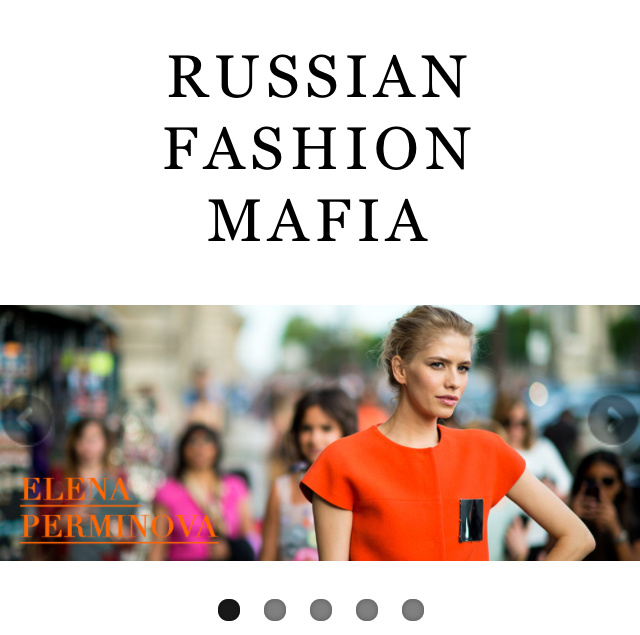 Russian Fashion Mafia