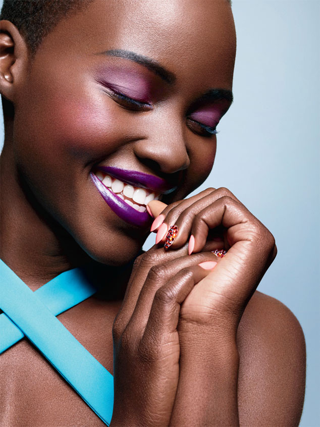 LUPITA NYONG'O: MAKE-UP INSPIRATION - Mirror Me