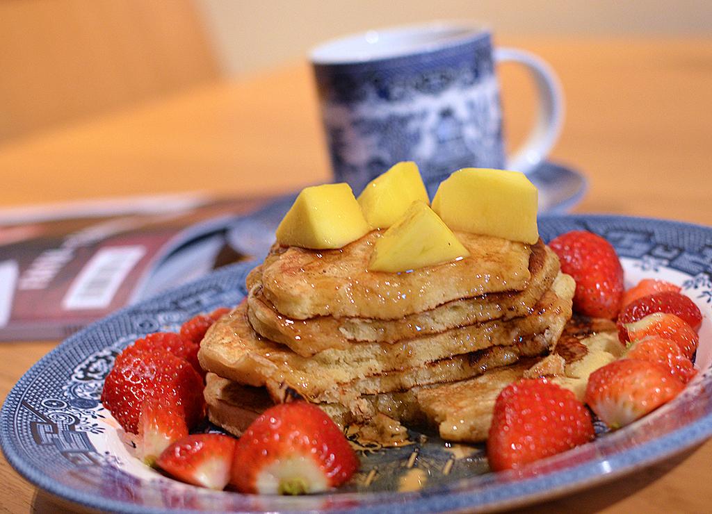 american pancakes recipe