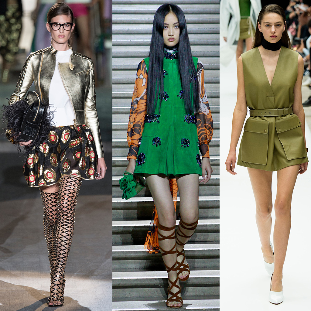 Best Trends: Top Trends For Spring/Summer 2015