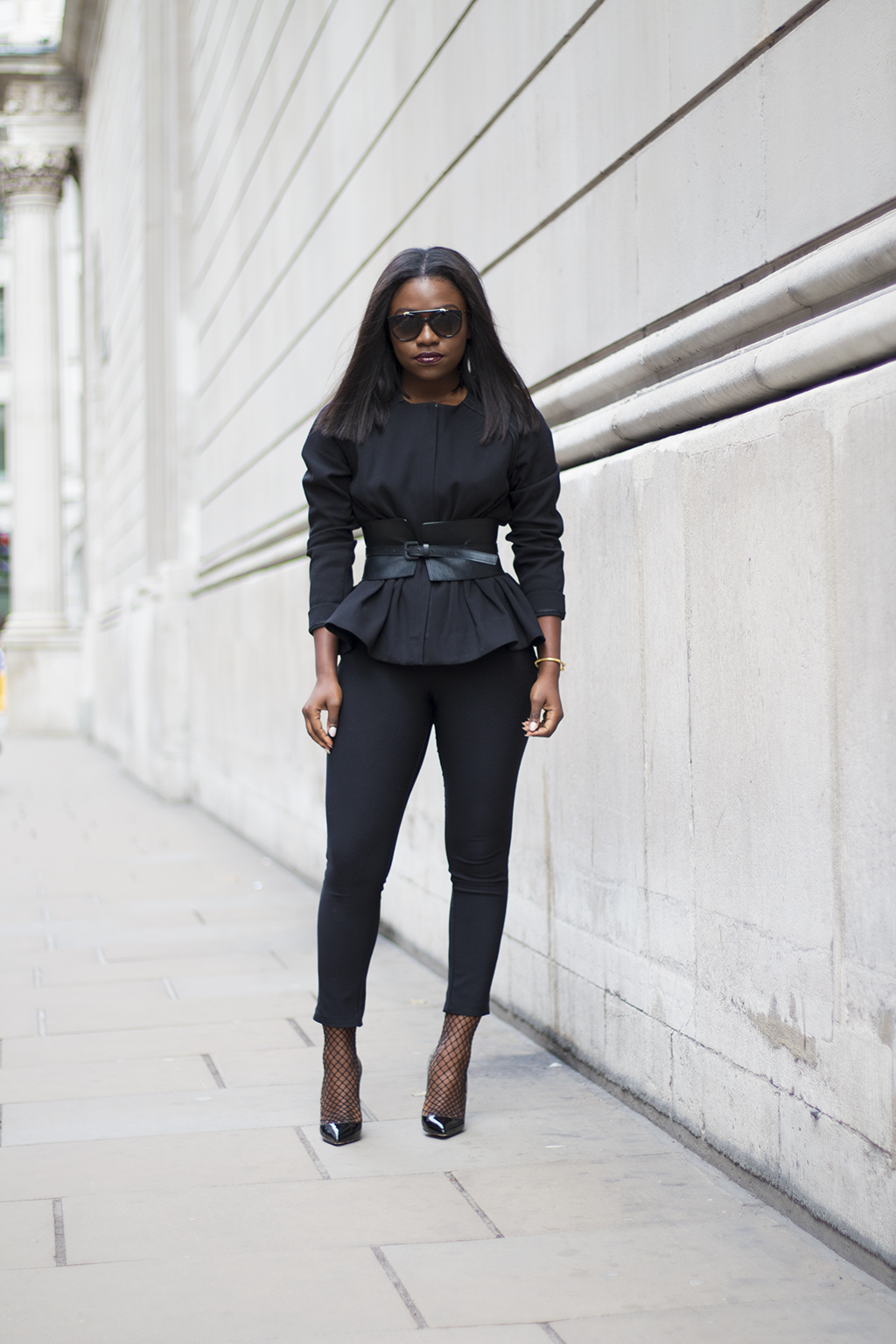 The peplum i wear every year mirror me london fashion travel personal development blog - Missguided head office address ...