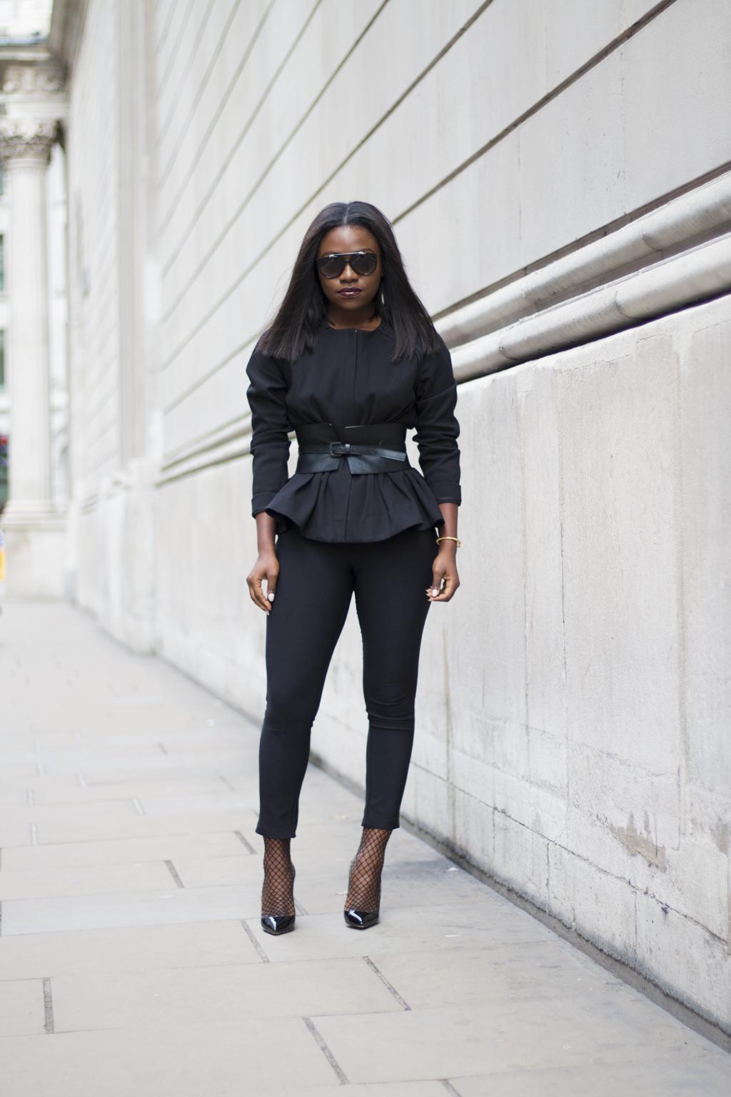 The peplum i wear every year mirror me london fashion travel personal development blog - Missguided head office address ...